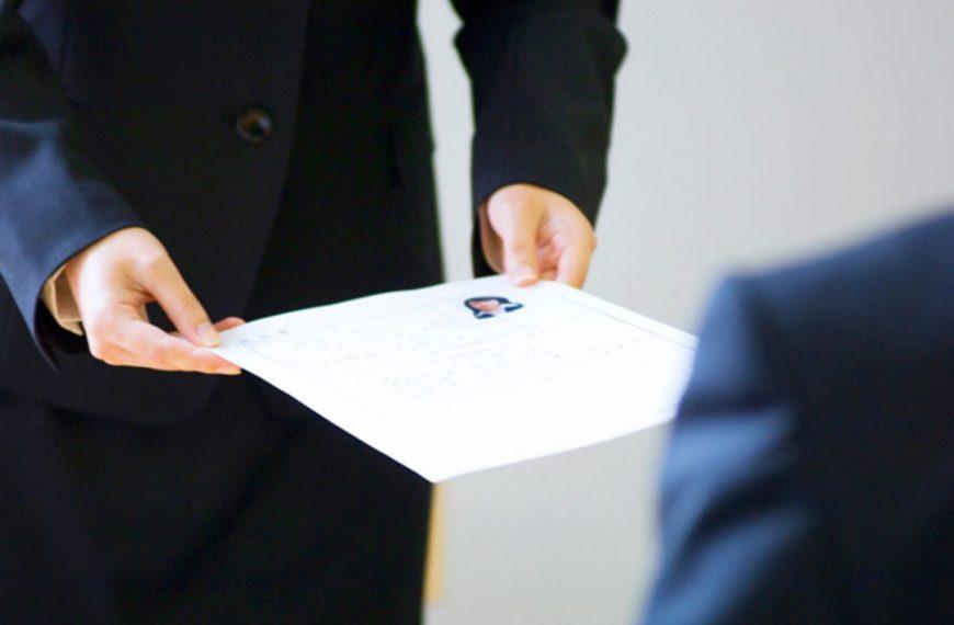 Tổng hợp các mẫu đơn xin việc mới, chuẩn nhất hiện nay